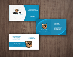 Stadler business card. by PapciuZiom