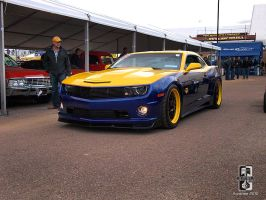 WD40 Camaro by Swanee3
