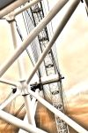 LONDON EYE tubes by ANOZER