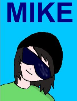 Mike fuentes by darkdoodler1