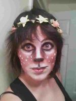 Fawn Makeup by ProblemChild55