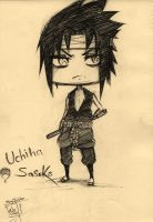 :: Sasuke :: by Stray-Ink92