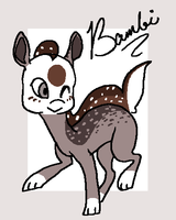 Bambi Quick Ref by Atani1