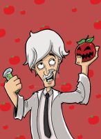 Father of the Tomato by MrGacey