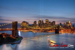 WTC Tribute in Light 2 by soak2179