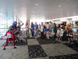 Otakon 2012 League of Legends by chibifool