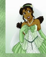 Disney Princess Tiana by Nishi06