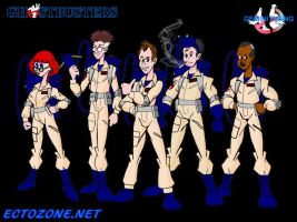 Ghostbusters--'Earth Two' by Ectozone