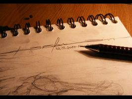 signature and the Rotring by GRAFOdesign