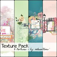 Texture Pack - 001 by ValuuEditions