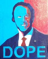 Bush Dope by bRiANmoSsARt