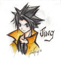 King of Bandits - Jing by Tiggstar