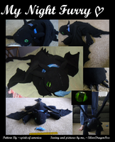 My Toothless by SilverDragonFox