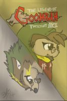 Legend of Goombah: Twilight Aki - Poster #1 by BKcrazies0
