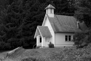 Little Church in the Country 2 by LoneWolfPhotography