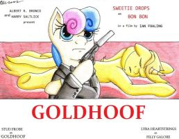 Goldhoof by The1King
