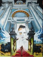 At the Gates of the Forgotten by Ishyndar