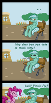 Lyra's new problem by Alumx