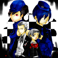 P3 Protagonist Swap by GreatMessiah