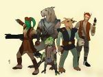 Drig and his Crew by Ryan-Rhodes