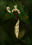 The withering witch by whiny-hyena