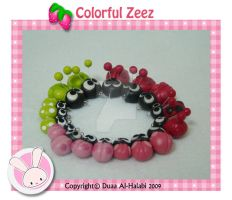 colorfull ladybirds by dubutterflydesign