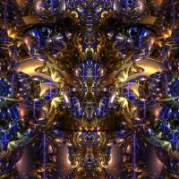 fractal face21 by ordoab
