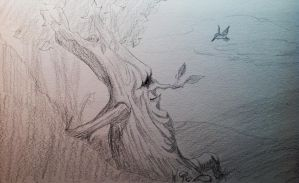 The Old and the Young by SylvanCreatures
