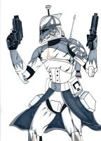 Commander Wolffe by Spartan-055