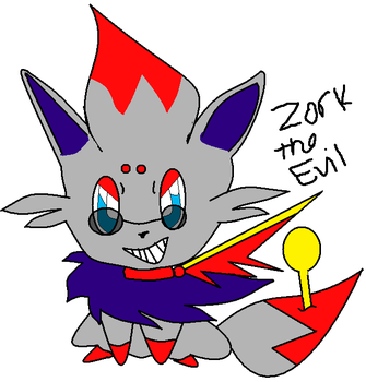 Zork the Evil~ANIMATION by Noibat-the-NightWing