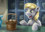 MLP - Muffin? by Droakir