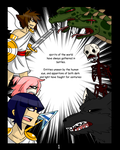 Sonia the legend begins pg.1 by sqyro