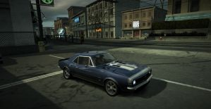 NFS World - Blue Tie by AJ-Lethal