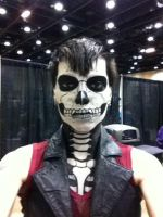 Shuto Con face paint. by DJesterS