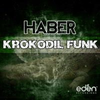 krokodil funk ep cover. by stephhabes