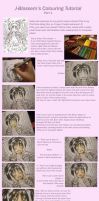 Colouring Tutorial Part 1 by JupiterBlossem