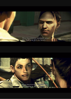 The REAL Chris and Sheva by K--e--l--e--t--h