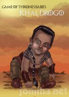 Babydrogo Large by jharris