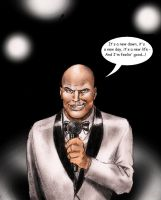 Lex Luther sings: Feelin' Good by Nick-Perks