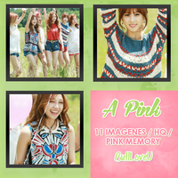 +A Pink | Pink Memory | - Photopack 12 by ButILoveU