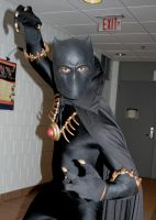 Cosplay Black Panther 07 26 15 by Wilcox660
