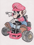 Mario Kart 64 by Agentwolfman626