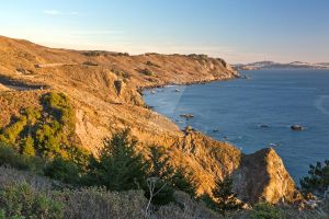 Point Reyes Sunset Coast - Exclusive HDR Stock by somadjinn