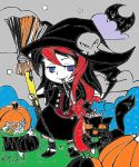 Give Me Color 2014 Halloween Colouring Contest By  by rochele10