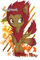 .:Gift:. Autumn's Beauty by XantaL-XGB