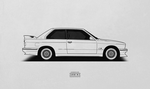 BMW M3 / E30 by AeroDesign94