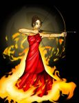 Hunger Games:Girl on Fire V.2 by comic-b