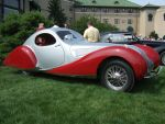 1937 Talbot-Lago T-150SS Coupe by Aya-Wavedancer