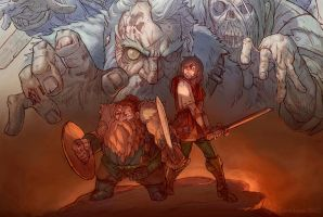 Warriors Of Decay 2 by JetEffects