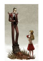 Don't Starve - kids these days by Kaddson